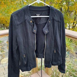 Ruff Hewn Black Jacket